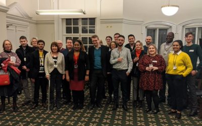 Streatham Labour New Members' Social Event