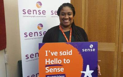 Spotlight on Disability: Sign Live Launch and Sense UK