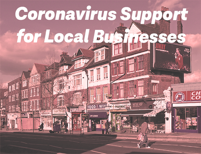 Coronavirus Support for Local Business