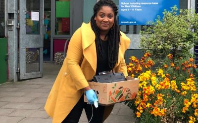 Press Release – Streatham MP Delivers Donated Laptops to Jubilee Primary School