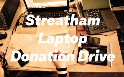 Coronavirus – Laptop Donation Drive