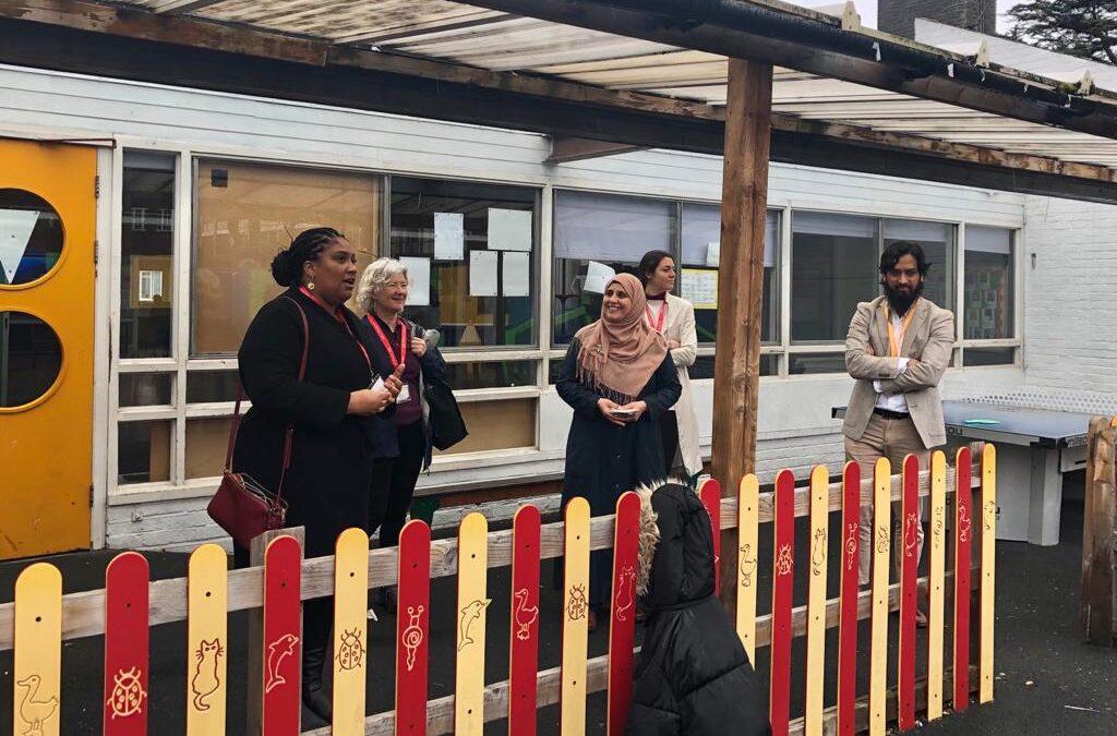 """Devaluing teachers, devaluing education"": Bell highlights Tory pay cuts and broken promises on Teacher Appreciation Week"