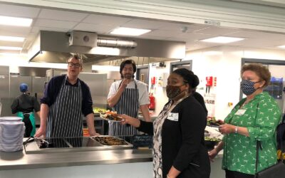 Getting a taste of Woodmansterne's Chef Collaboration programme