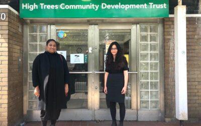 Tackling the Digital Divide in Lambeth: Visiting High Trees