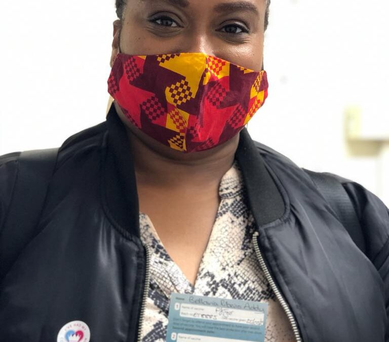 Streatham vaccine rollout: getting my first jab