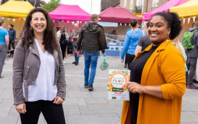 The culinary centre of South London: Streatham Food Festival